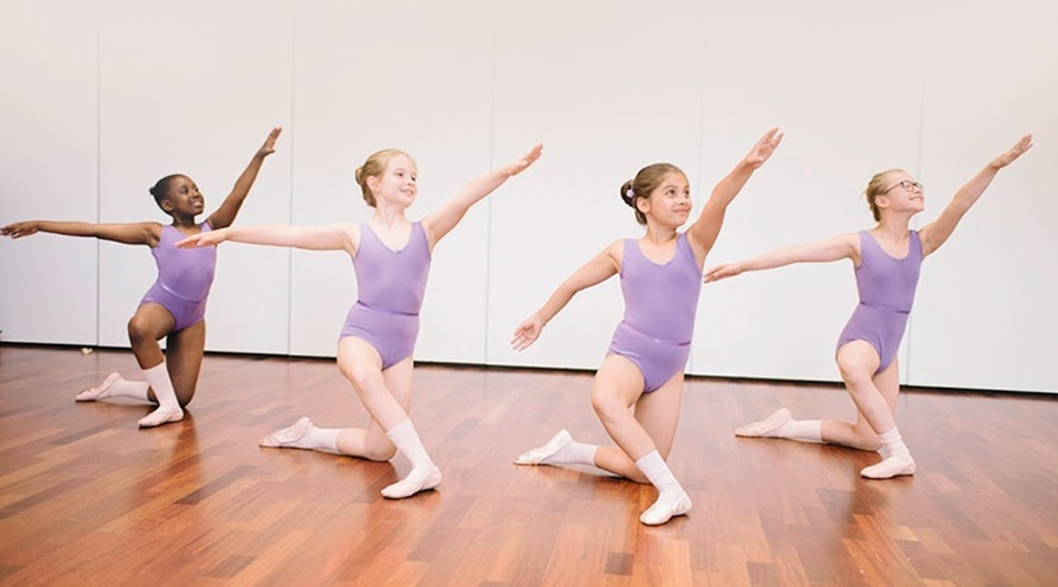 Siegeris Dance School | Ballet Classes for Kids